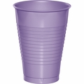 Luscious Lavender Plastic Cups 12 oz. Solid 240ct