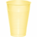 Mimosa Plastic Cups 12 oz. Solid 240ct