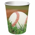 Sports Fanatic Baseball Hot/Cold 9oz Paper Cups 96ct