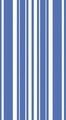 True Blue Coordinates Stripe 3 Ply Guest Napkins 192ct