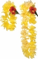 Yellow Lei and Headband Set 48ct