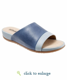 Del Mar by SoftWalk (Blue/Light Blue)