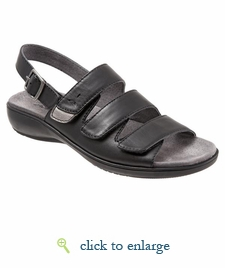 Kendra by Trotters (Black)