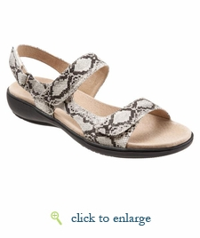 Kip by Trotters (Off White Snake)