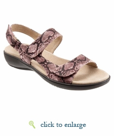 Kip by Trotters (Pink Snake)