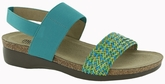 Pisces Turquoise Multi Woven by Munro