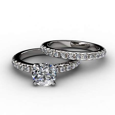 Wedding Jewelry Enement Promise Anniversary Rings