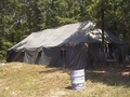 Assorted Military Tents 1940's to 2010's