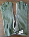 Flyer's Gloves Nomex Sage Green, Summer GS/FRP 2