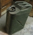 Jerry Can 5gal, Metal