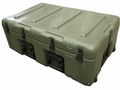 Pelican Hardigg Medical/Electronic Rolling Chest Box