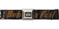 Star Wars Boba Fett Name Seatbelt Belt