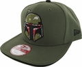 Star Wars Boba Fett Sandwich 9Fifty Hat