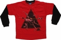 Star Wars Chase Blaster Long Sleeve Juvenile T Shirt