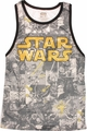 Star Wars Comic Pages Sublimated Tank Top