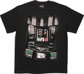 Star Wars Darth Vader Basic Costume T-Shirt