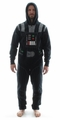 Star Wars Darth Vader Costume Hooded Union Suit