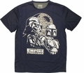 Star Wars Death Star Duo Mesh T Shirt