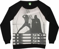 Star Wars Duel Raglan Lightweight Junior Sweatshirt