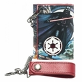 Star Wars Empire Badge Tri-Fold Chain Wallet