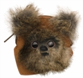 Star Wars Ewok Face Coin Bag