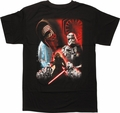 Star Wars Force Awakens Galactic Rule T-Shirt