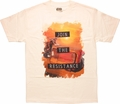 Star Wars Force Awakens Join Resistance T-Shirt