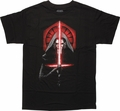 Star Wars Force Awakens Kylo Ren T-Shirt