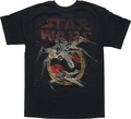 Star Wars My Squadron Navy T-Shirt