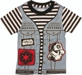Star Wars Punk Vader Suit Toddler T Shirt