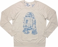 Star Wars R2-D2 Reversible Sweatshirt