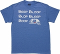 Star Wars R2D2 Quote T Shirt