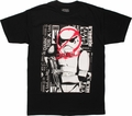 Star Wars Rebels Tagged Dark Side T Shirt