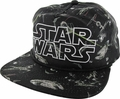 Star Wars Space Battle Slouch Snapback Hat