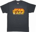 Star Wars Tiny Death Star Rebels T Shirt Sheer