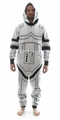 Star Wars Trooper Costume Hooded Union Suit