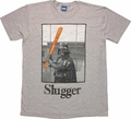 Star Wars Vader Slugger T Shirt Sheer