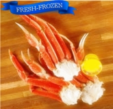 10-lbs of Snap-and-Eat Opilio Snow Crab