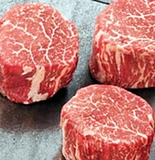 Kobe Beef A 5 - 16 oz. Filet Mignon Steak