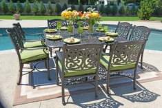 CONTRACT ALUMINUM DINING CHAIRS