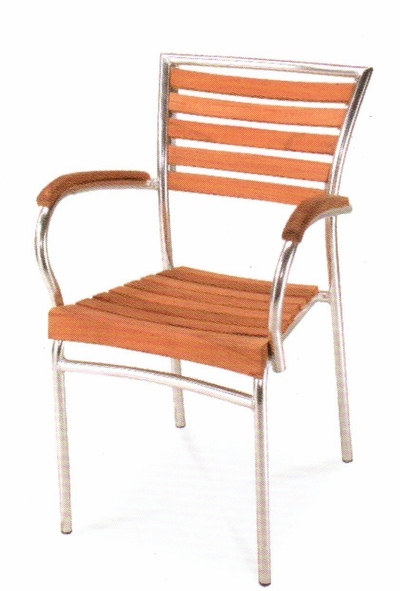 The Collins Collection Commercial Teak Dining Chair