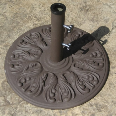 "The Galtech Collection 24"" European Cast Iron Umbrella Stand"