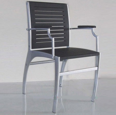 The Gotham Collection Commercial Teak Dining Chair
