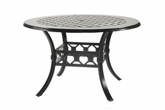 "The Mimosa Colleciton Commercial Cast Aluminum 54"" Round Counter Height Table"