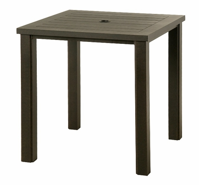 """The Sephora Collection Commercial Cast Aluminum 36"""" Square Dining Table"""