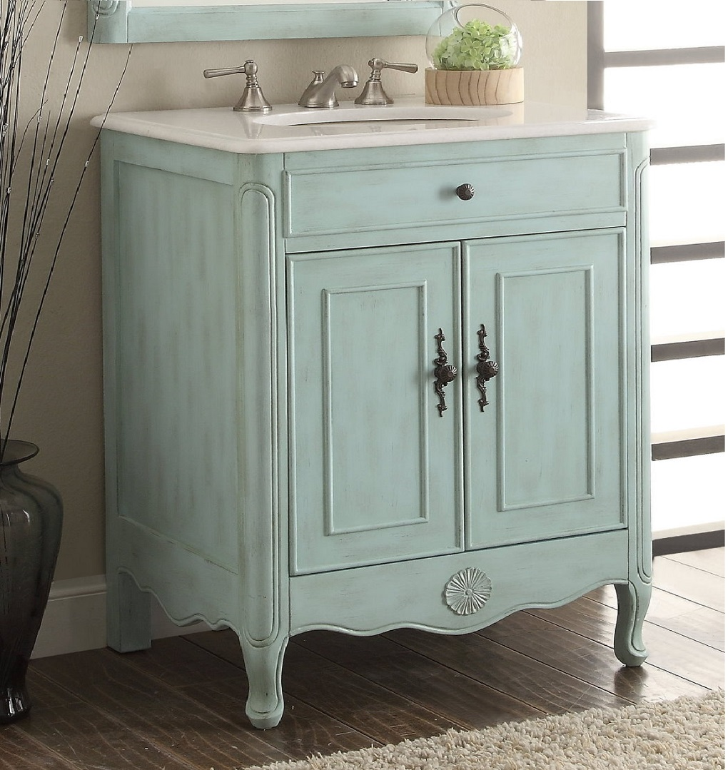 cottage bathroom vanity- universalcouncil