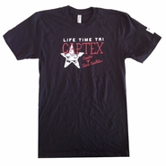 CapTex Tri: Event Men's SS Tee - Black Tri-blend