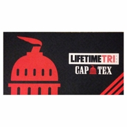 CapTex Tri: Event Transition Mat - 12 x 22.75 - Black
