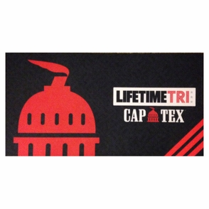 CapTex Tri: Event Transition Mat - 12 x 22.75 - Black - Click to enlarge
