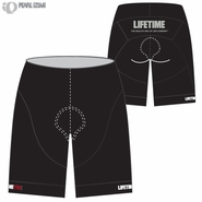 LT Tri: LT Tri Logo Men's Tri Bottom - Pearl Izumi 'Select' - Black